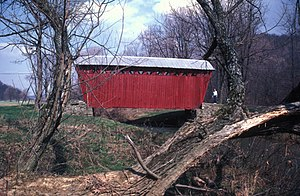 Trusal Covered Bridge