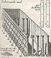 Tabernaclè nud. Carte du voïage des Israëlites. xviie siècle.JPG