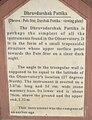Tablet for Dhruvdarshak Pattika-Jaipur JantarMantar.jpg