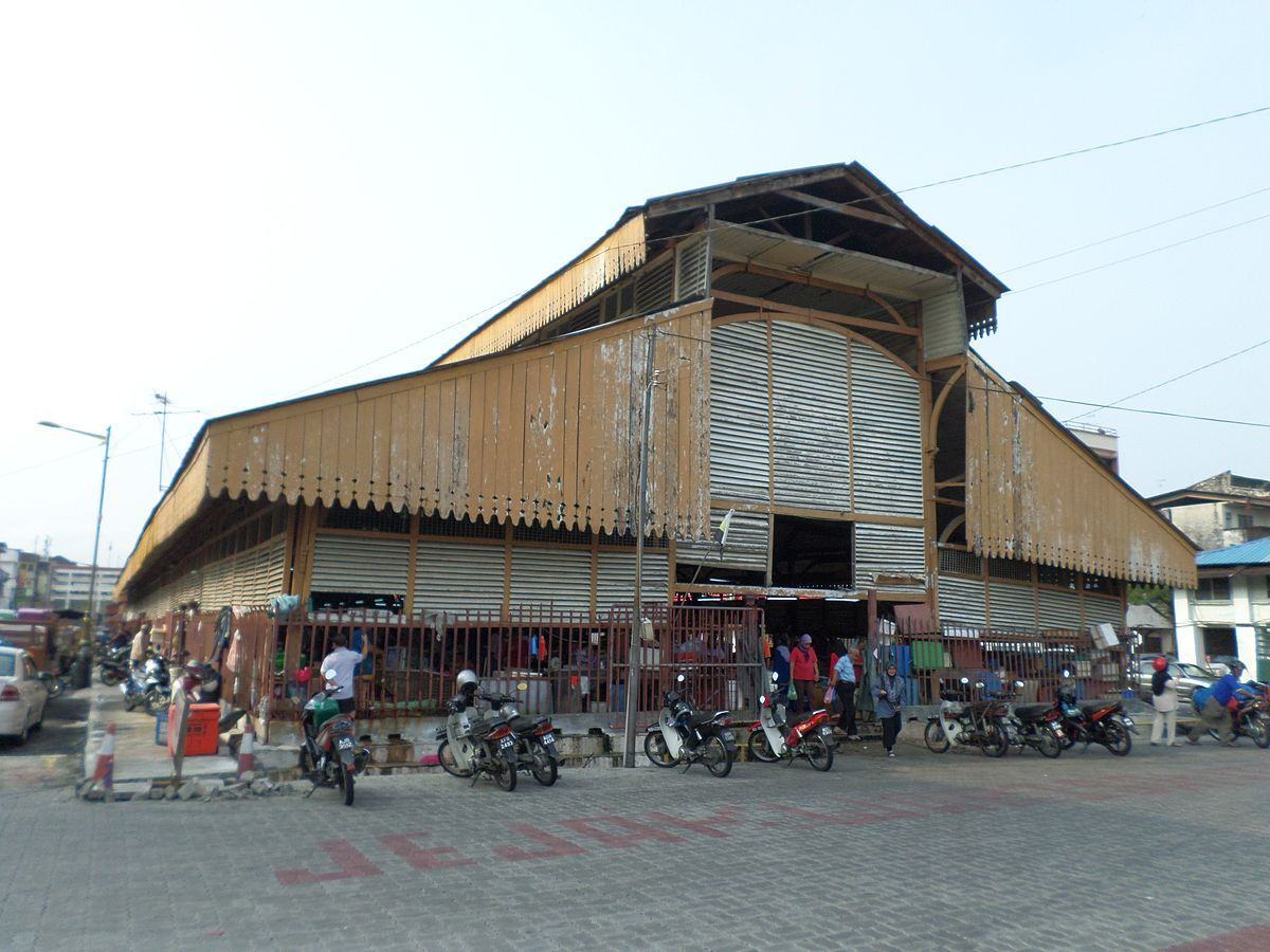 Markets Of Taiping Perak Wikipedia