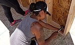 Taking the time to help the community 150614-F-GZ967-030.jpg
