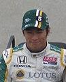 Takuma Sato 2010 Indy 500 Practice Day 1.JPG