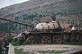 Tanks of the Iraqi Army that were captured by Kurdish Peshmerga in Kore village in Shaqlawa District 03.jpg