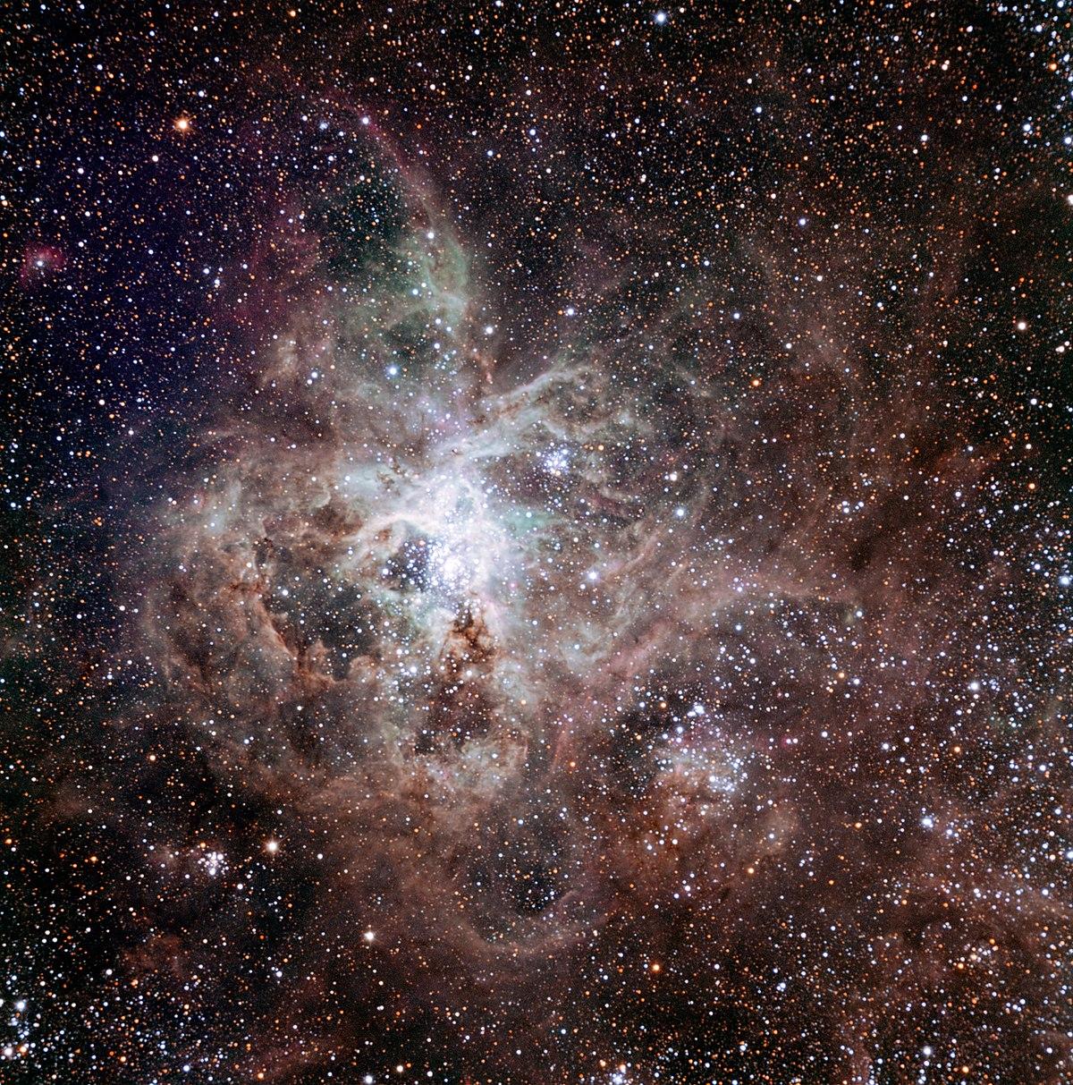 Tarantula Nebula - Wikipedia