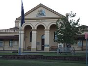 Taree-courthouse