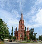 Tartu Peetri kirik 2012