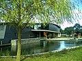 Teich am Kultur- und Bürgerhaus Denzlingen - panoramio (7).jpg
