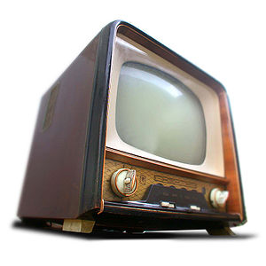 Hungarian television set from 1959. ORION AT 6...