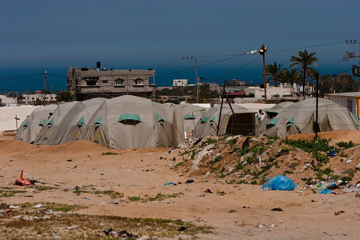 Images from the gaza strip video