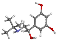 Terbutaline ball-and-stick.png