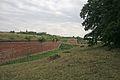Terezín - Hlavní pevnost, úplné opevnění 05.JPG
