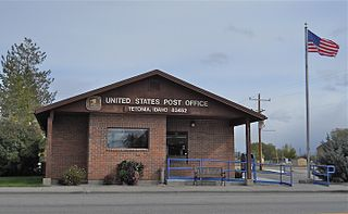 Tetonia, Idaho City in Idaho, United States