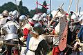 Tewkesbury Medieval Festival 2009 - Melee.jpg