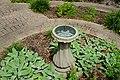 Texas Discovery Gardens August 2016 07 (Shakespeare Garden sundial).jpg