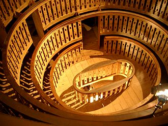 University of Padua - The university houses the oldest surviving permanent anatomical theatre in Europe, dating from 1595