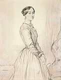 Portreto de Mme Borg de Balsan