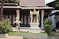 Thai Spirit House and Altar, Sukhothai (33758707448).jpg