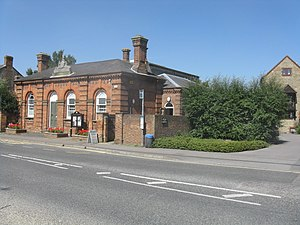 Thame Museum - View of Thame Museum
