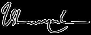 Tharman Shanmugaratnam - Image: Tharman Shanmugaratnam signature
