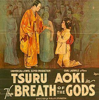 <i>The Breath of the Gods</i> 1920 film by Rollin S. Sturgeon