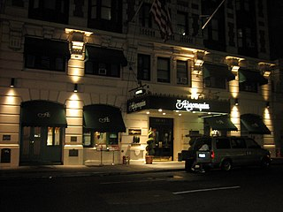 Algonquin Hotel hotel in New York City