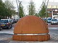 The 'rusty bolt' roundabout - geograph.org.uk - 1279023.jpg