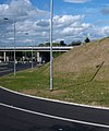 The A1 viaduct from the Dublin Road slip road - geograph.org.uk - 1901412.jpg
