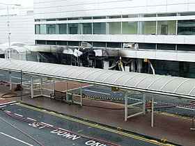 Image illustrative de l'article Attentat de l'aéroport international de Glasgow