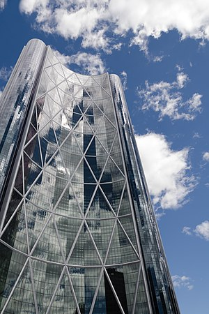 Western Canadian Select - Cenovus headquarters, Calgary