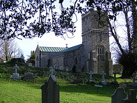 The Church of St John the Evangelist, Tolpuddle - geograph.org.uk - 1592503.jpg