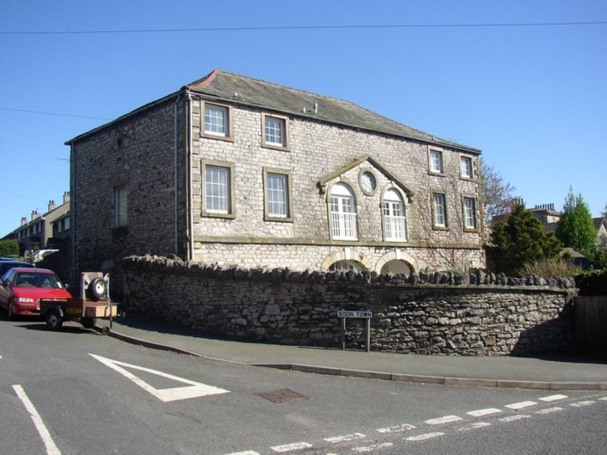 The Coach House, Main Street, Burton-in-Kendal - geograph.org.uk - 171089.jpg