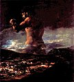 The Colossus, Francisco de Goya.jpg
