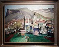 The Coming of Spring in Mostar, with frame, 1903.jpg