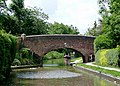 The Coventry Canal at Bridge No 65, Amington, Staffordshire - geograph.org.uk - 1156874.jpg