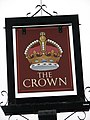 The Crown - sign - geograph.org.uk - 1091501.jpg