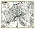 The Frankish kingdom under Charlemagne and his descendants, to 900 (Spruner-Menke).jpg