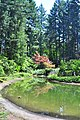 The Grotto (Portland, Oregon) - pond on upper level 01.jpg
