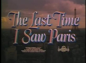 File:The Last Time I Saw Paris (1954).webm