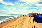 The Mesmerizing Beach of Puri.JPG
