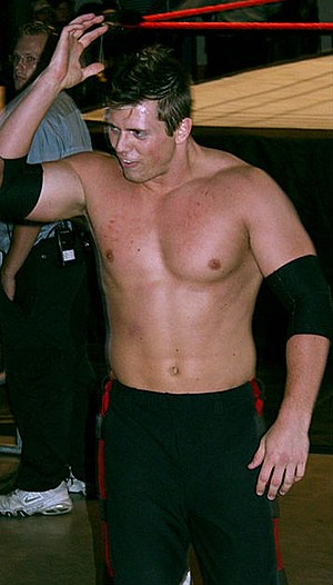 The Miz - The Miz debuted in WWE as a participant of the 2004 Tough Enough