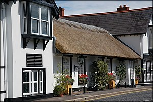 Crawfordsburn - Image: The Old Inn, Crawfordsburn (1) geograph.org.uk 524223