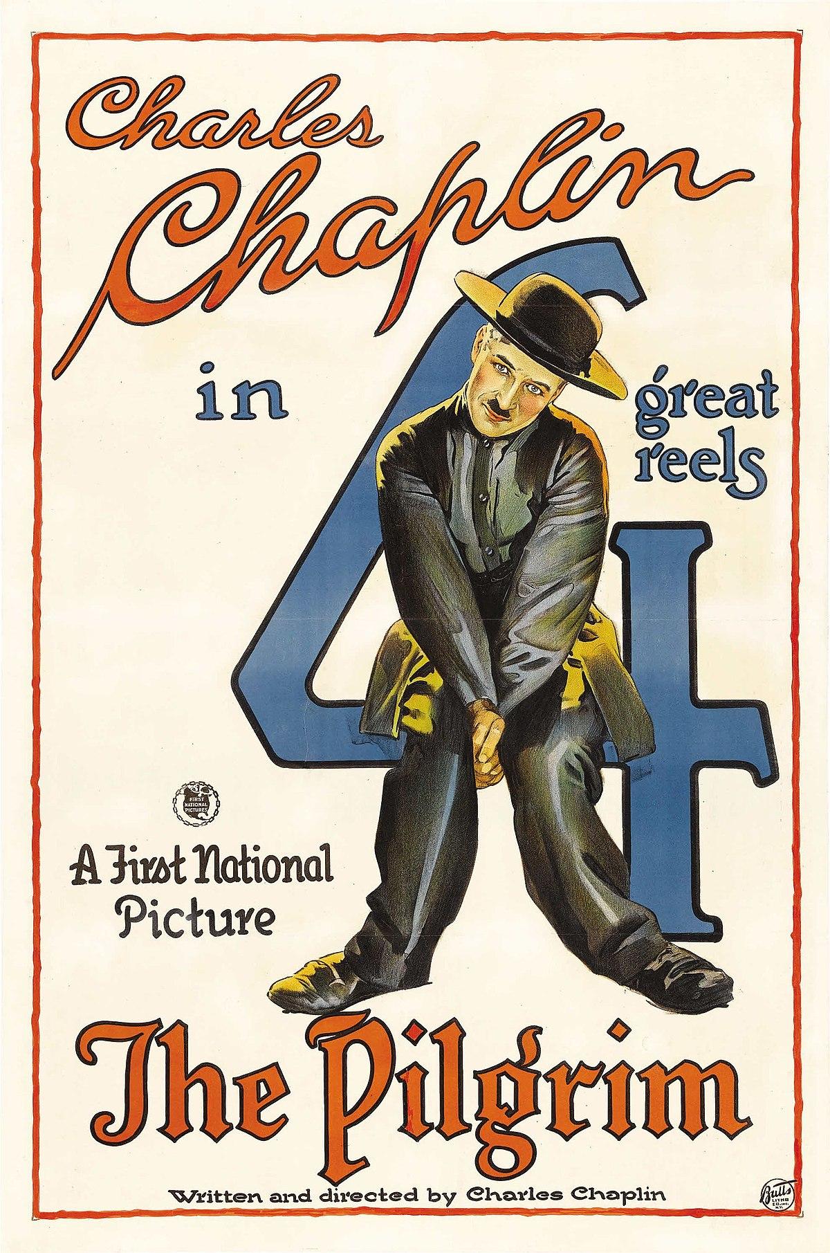 The Pilgrim 1923 Film Wikipedia