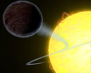 WASP-12b - Image: The Pitch Black Exoplanet WASP 12b