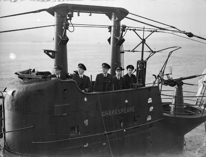 The Royal Navy Durng the Second World War A21261