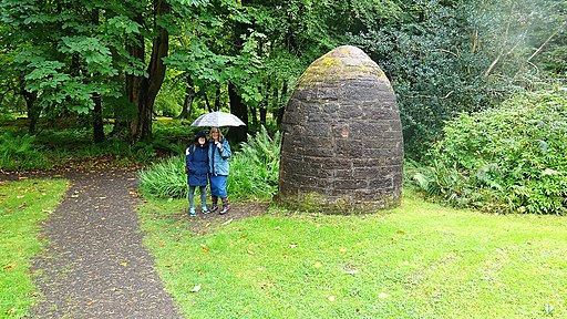 The Scoulag Beehive Well, Limetree Avenue, Mount Stuart, Isle of Bute