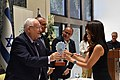The Shield of Honor - Israeli Hope ceremony - Alona Barkat (GPO311).jpg