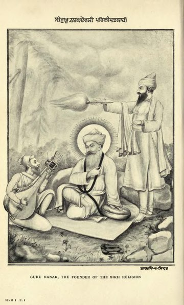 The Sikh Religion/Volume 1/Life of Guru Nanak - Wikisource