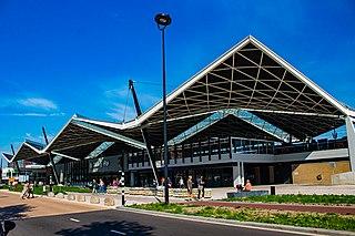 Tilburg railway station