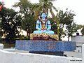 The Statue of Lord Shiva, Mahadev Ghat, Kamthi - panoramio.jpg