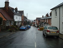 The Street, Plaxtol - geograph.org.uk - 1762424.jpg